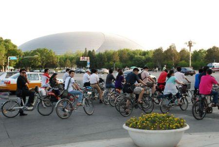 Biciclete in Beijing