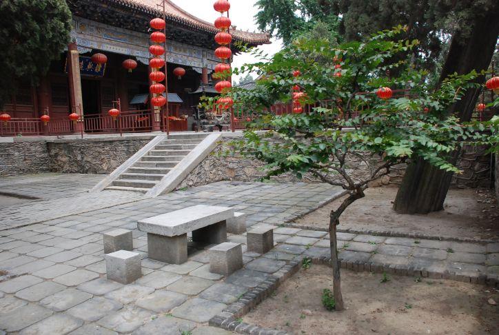 Dai Miao Temple